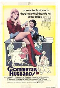 Commuter Husbands - 27 x 40 Movie Poster - Style A