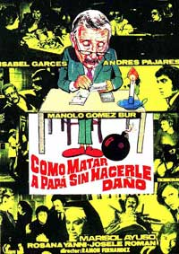 Como matar a papa.. sin hacerle dan - 11 x 17 Movie Poster - Spanish Style A