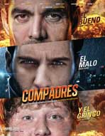 """Compadres"" Movie Poster"