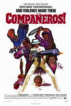 Companeros - 27 x 40 Movie Poster - Style A