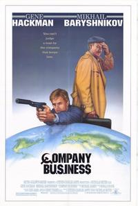 Company Business - 43 x 62 Movie Poster - Bus Shelter Style A