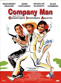 Company Man - 43 x 62 Movie Poster - French Style A