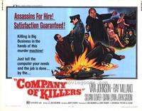 Company of KIllers - 11 x 14 Movie Poster - Style A