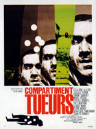 Compartiment tueurs - 11 x 17 Movie Poster - French Style A