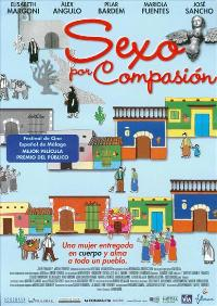 Compassionate Sex - 27 x 40 Movie Poster - Spanish Style A