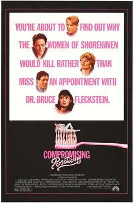 Compromising Positions - 11 x 17 Movie Poster - Style A