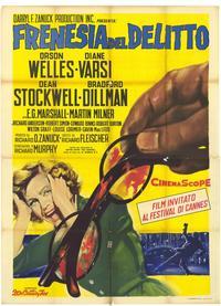 Compulsion - 39 x 55 Movie Poster - Italian Style A
