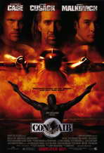 Con Air - 11 x 17 Movie Poster - Style B