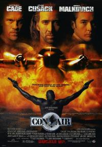 Con Air - 43 x 62 Movie Poster - Bus Shelter Style B