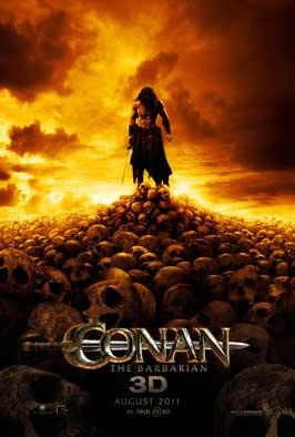 Conan - 11 x 17 Movie Poster - Style B
