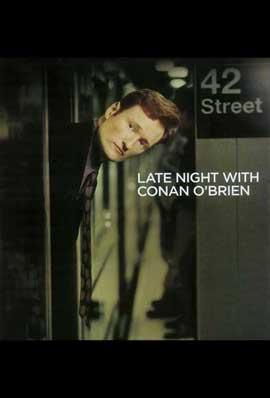 Conan O'Brien - 11 x 17 TV Poster - Style A