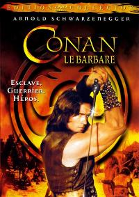 Conan the Barbarian - 11 x 17 Movie Poster - French Style A