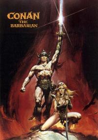 Conan the Barbarian - 27 x 40 Movie Poster - Style F