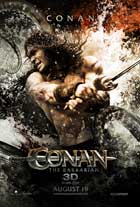 Conan the Barbarian - 11 x 17 Movie Poster - Style D