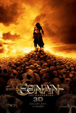 Conan the Barbarian - 11 x 17 Movie Poster - Style A