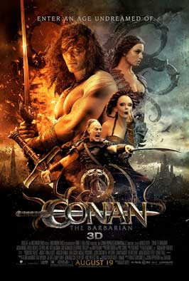 Conan the Barbarian - 27 x 40 Movie Poster - Style I