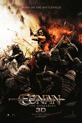 Conan the Barbarian - DS 1 Sheet Movie Poster - Style A