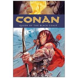 Conan the Barbarian - Conan Volume 13 Queen of Black Coast Hardcover Graphic Novel