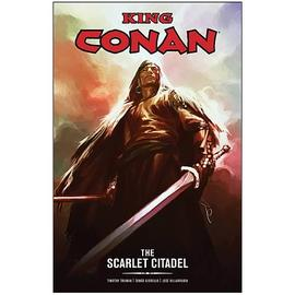 Conan the Barbarian - King Conan: The Scarlet Citadel Graphic Novel