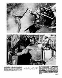 Conan the Destroyer - 8 x 10 B&W Photo #3