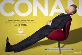 Conan (TV) - 11 x 17 TV Poster - Style B