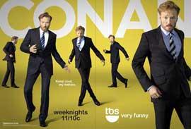 Conan (TV) - 11 x 17 TV Poster - Style C