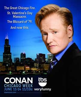 Conan (TV) - 11 x 14 TV Poster - Style A
