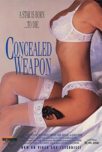 Concealed Weapon - 11 x 17 Movie Poster - Style A