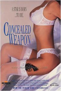 Concealed Weapon - 27 x 40 Movie Poster - Style A