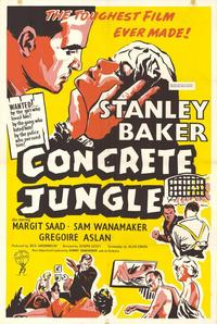 Concrete Jungle - 27 x 40 Movie Poster - Style B