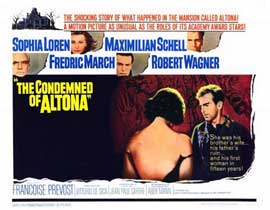 Condemned of Altona - 11 x 14 Movie Poster - Style A