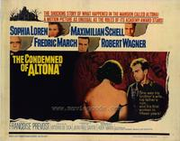 Condemned of Altona - 22 x 28 Movie Poster - Half Sheet Style A
