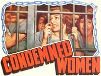 Condemned Women - 11 x 14 Movie Poster - Style A