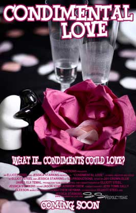 Condimental Love - 11 x 17 Movie Poster - Style A