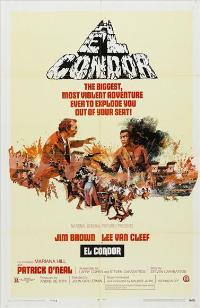 El Condor - 11 x 17 Movie Poster - Style A