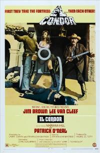 El Condor - 11 x 17 Movie Poster - Style B