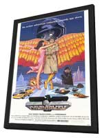 Condorman - 11 x 17 Movie Poster - Style A - in Deluxe Wood Frame