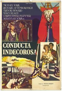 Conduct Unbecoming - 11 x 17 Movie Poster - Style A