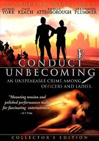 Conduct Unbecoming - 11 x 17 Movie Poster - Style C