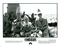 Coneheads - 8 x 10 B&W Photo #2