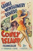 Coney Island - 27 x 40 Movie Poster - Style B