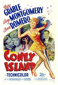 Coney Island - 43 x 62 Movie Poster - Bus Shelter Style A