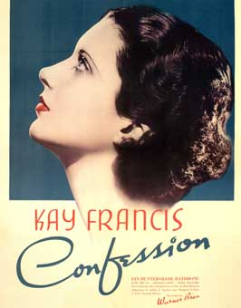 Confession - 27 x 40 Movie Poster - Style A