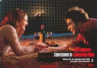 Confessions of a Dangerous Mind - 11 x 14 Poster German Style B