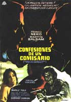 Confessions of a Police Captain - 27 x 40 Movie Poster - Belgian Style B