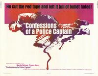 Confessions of a Police Captain - 11 x 14 Movie Poster - Style A