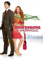 Confessions of a Shopaholic - 27 x 40 Movie Poster - Style B
