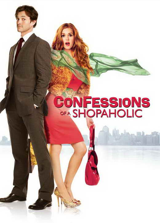 the theories from the movie of confessions of a shopaholic Read common sense media's confessions of a shopaholic review, age rating, and parents guide  the movie also emphasizes consumption and materialism in a time when .