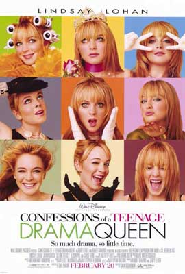 Confessions of a Teenage Drama Queen - 27 x 40 Movie Poster - Style A