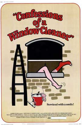 Confessions of a Window Cleaner - 11 x 17 Movie Poster - Style A